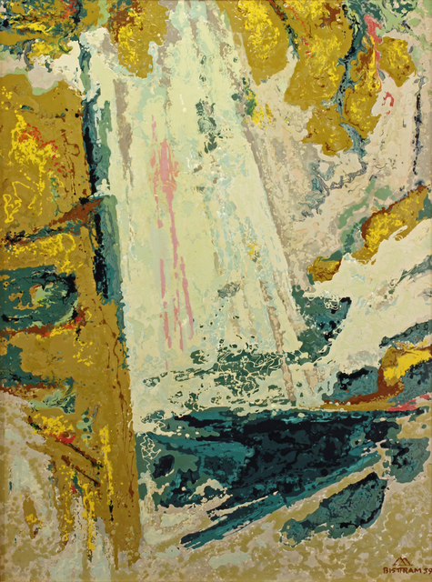 , 'Waterfall,' 1959, Addison Rowe Gallery