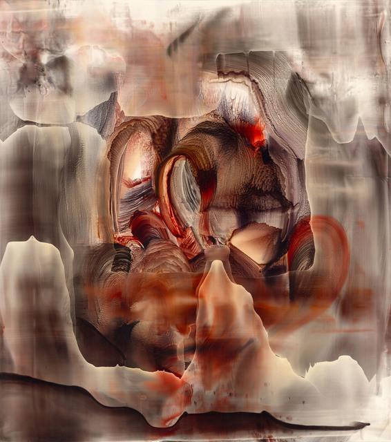 , 'Le Nibiru oscillatoire,' 2015, Galerie D'Este