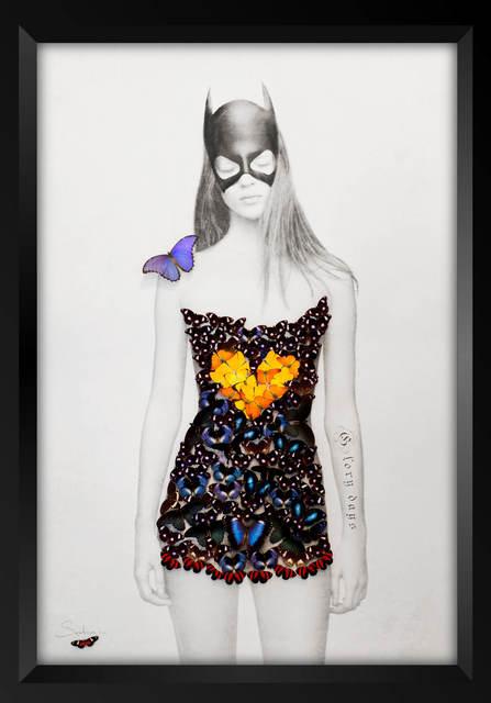 , 'Superhero (Black),' 2016, Eden Fine Art