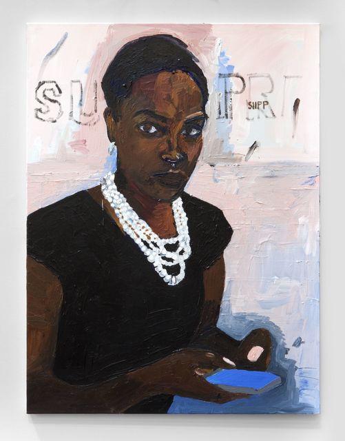 , 'Elan Supreme,' 2016, Blum & Poe