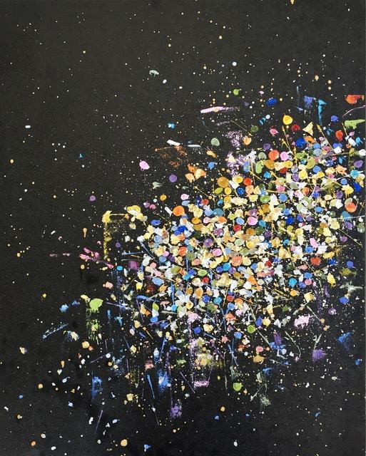 Michelle Sakhai, 'Burst I', 2016, Madelyn Jordon Fine Art