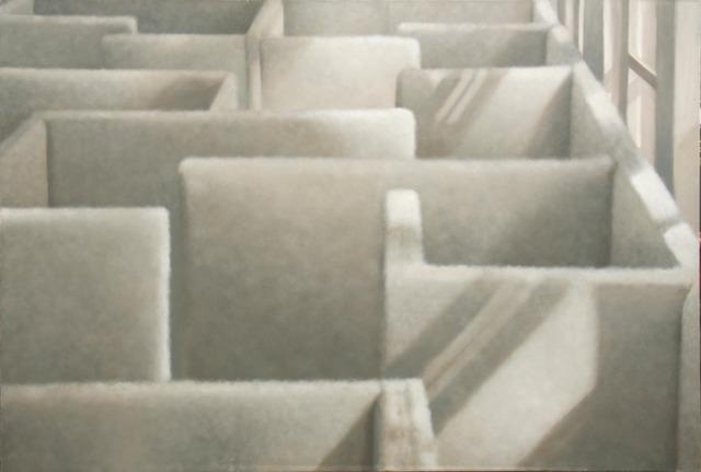 Ronald Moran, 'Laberinto de Algodón No. 3', 2012, Fugalternativa Contemporary Art Space