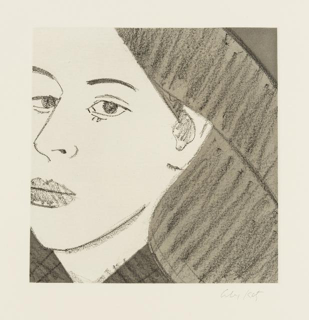 Alex Katz, 'From, Light as Air (Schröder 222)', 1989, Forum Auctions