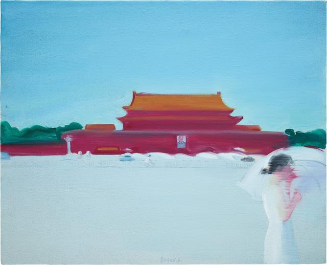 Zhang Jian (b. 1982), 'Tian'anmen', 2005, Phillips