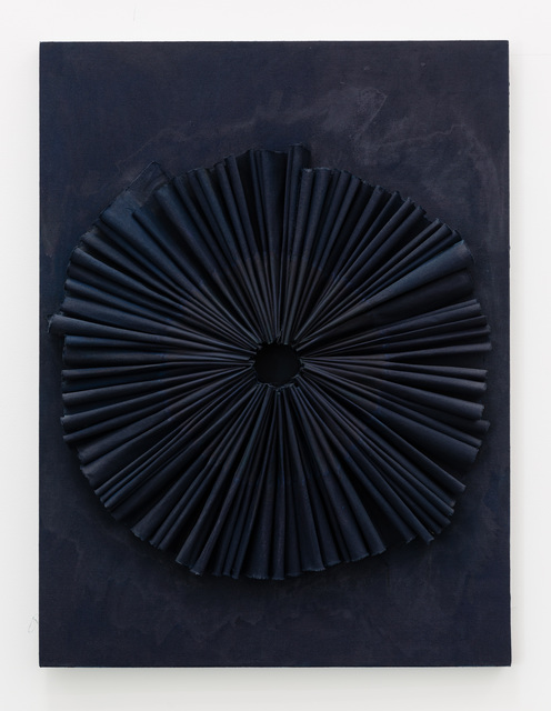 , 'Untitled (Vortex #1),' 2015, Anat Ebgi