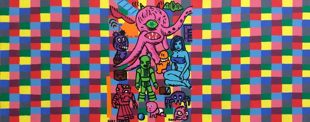 Gary Panter, 'Untitled', 2006, Fredericks & Freiser