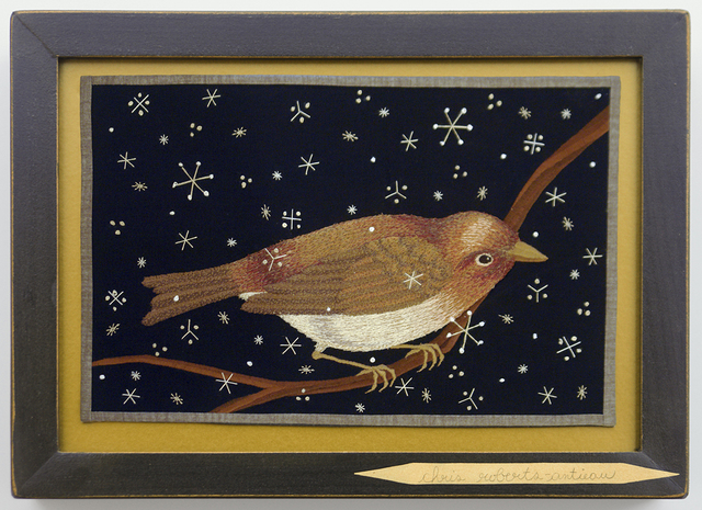, 'Bird On A Branch 2,' 2015, Antieau Gallery