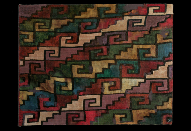 , 'Multicolor Step Design Arica Textile  ,' 100-300, Muzeion Gallery