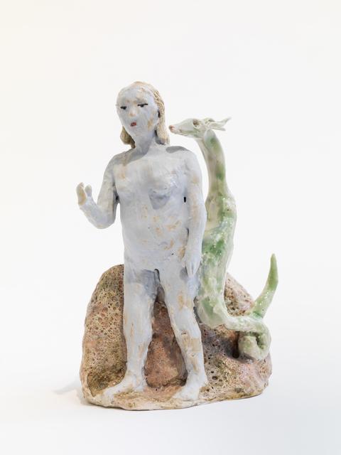 , 'Shoulder Demon (after Giotto),' 2015, Elizabeth Harris Gallery