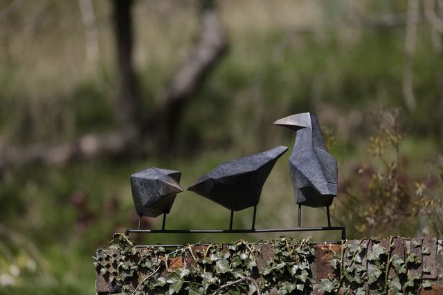Terence Coventry, 'Jackdaws on Ridge', 2005, Pangolin London
