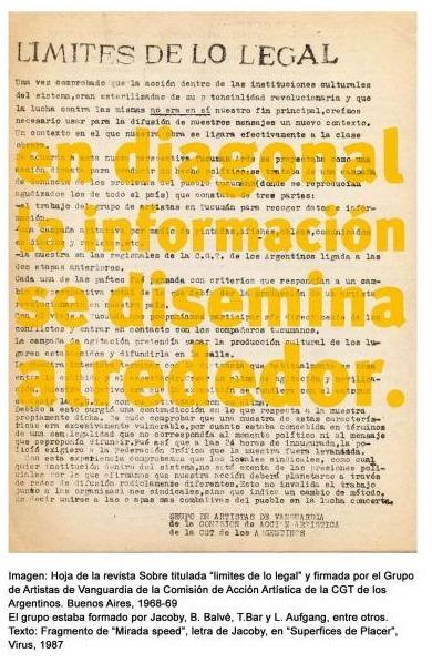 , '1968, El culo te abrocho,' 2008, Slyzmud