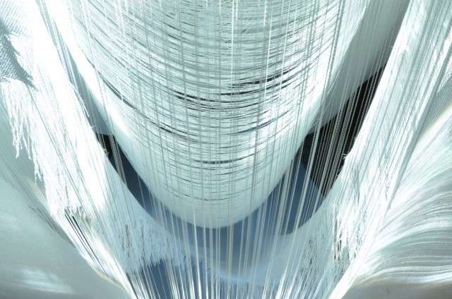 , 'Glass Paper - Detail,' 2014, Diana Lowenstein Gallery
