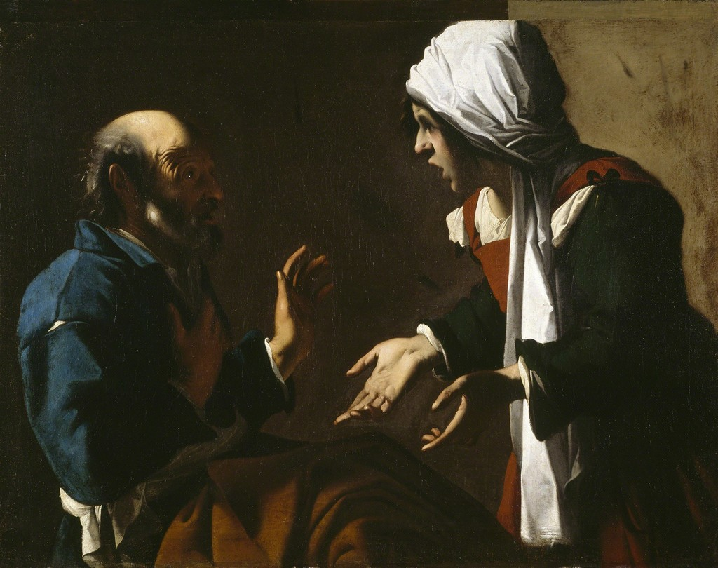 denial st peter caravaggio The denial of st peter by caravaggio art reproduction from cutler miles - oil on canvas paintings - all artwork is 100% hand painted oil on canvas with visible brush strokes.