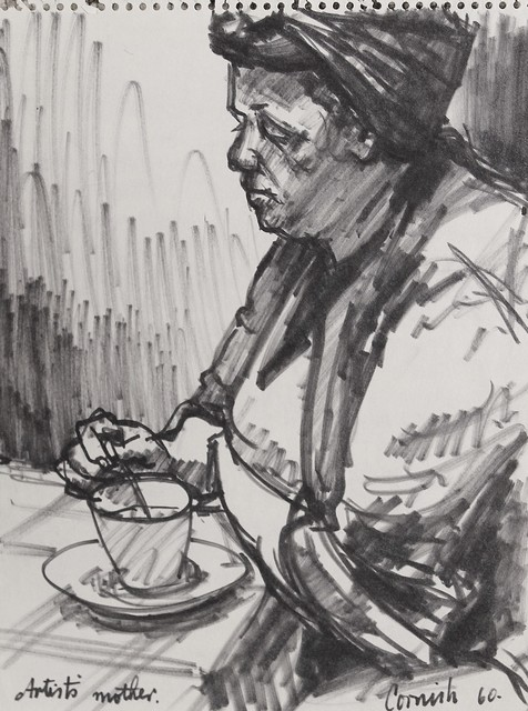 , 'Artist's Mother (1960),' 1960, Castlegate House Gallery