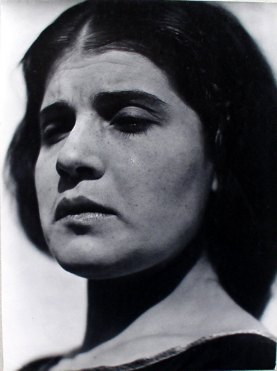 , 'Tina with Tear,' 1924, Weston Gallery