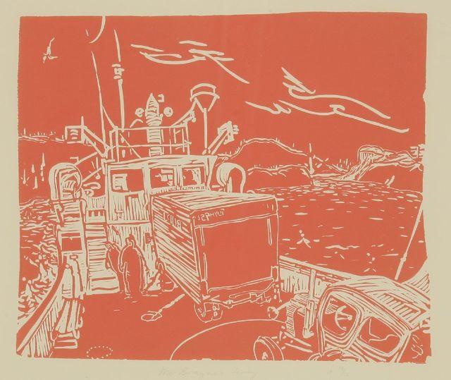 Barry Flanagan, 'Mcbrayne's Ferry', 1977/1983, Sworders