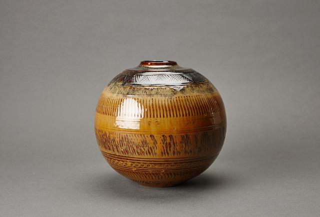 , 'Jar, tobikanna decoration,' , Pucker Gallery