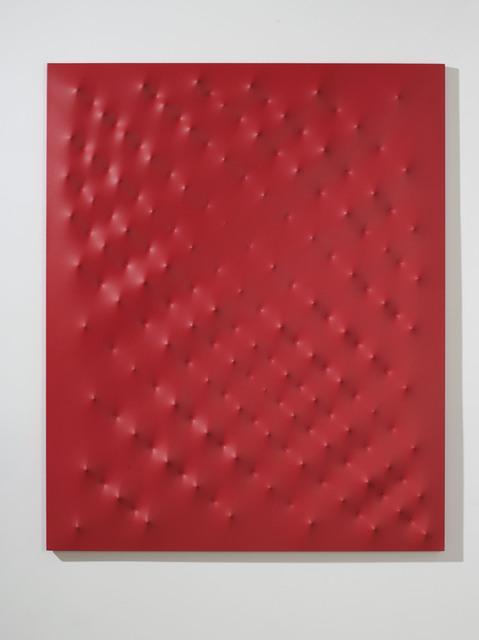 , 'Superficie Rossa,' 2007, Galerie Greta Meert