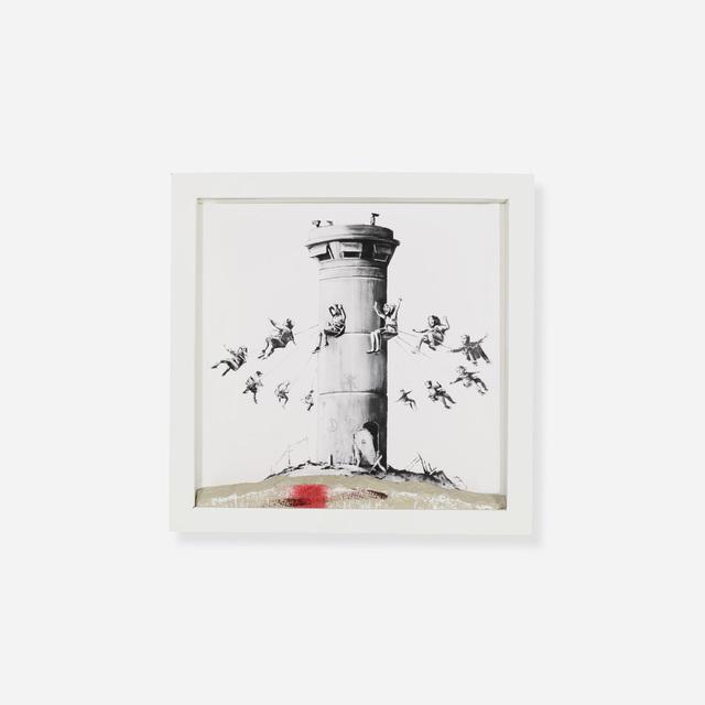 Banksy, 'Walled Off Hotel Box Set', 2017, Rago/Wright