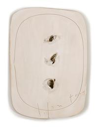 Lucio Fontana, 'Concetto Spaziale,' 1956, Sotheby's: Contemporary Art Day Auction
