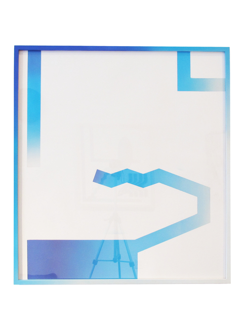 , 'Flatland 3,' 2013, Patrick Parrish Gallery