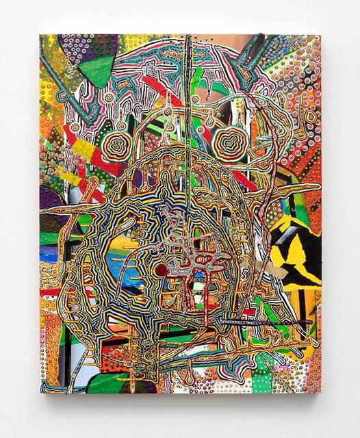 , 'maofst,' 2017, Cris Worley Fine Arts
