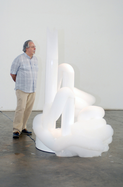 David Medalla, 'Bubble Machine BGSP #5', 1963-2016, Baró Galeria