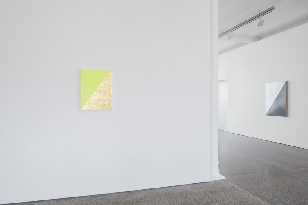 Exhibition view Galerie Greta Meert, 2018
