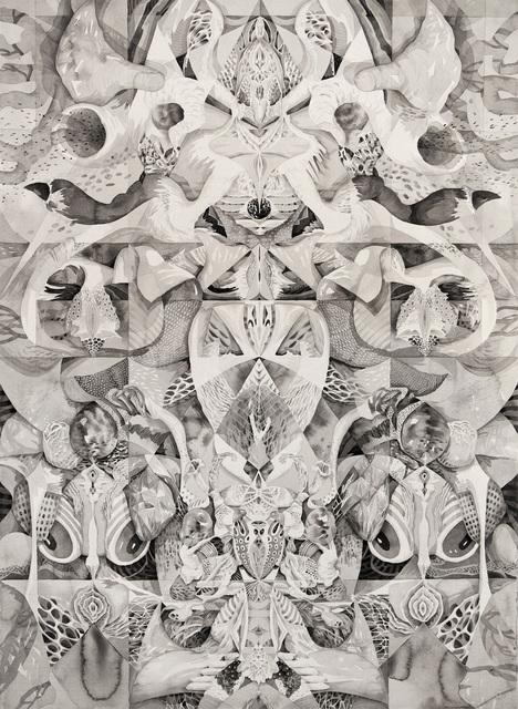 , 'Slow Dazzle 2,' 2016, Pierogi