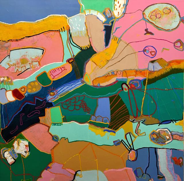 , ' Innsæi #2,' 2017, Walter Wickiser Gallery
