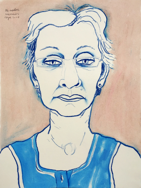 , 'Mi Madre,' 2015, Cuban Contemporary