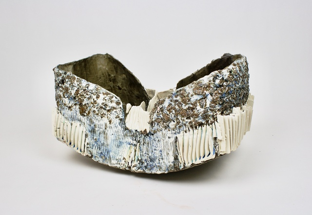 , 'Folded Vessel w/ Bridge,' 2017, Lacoste Gallery