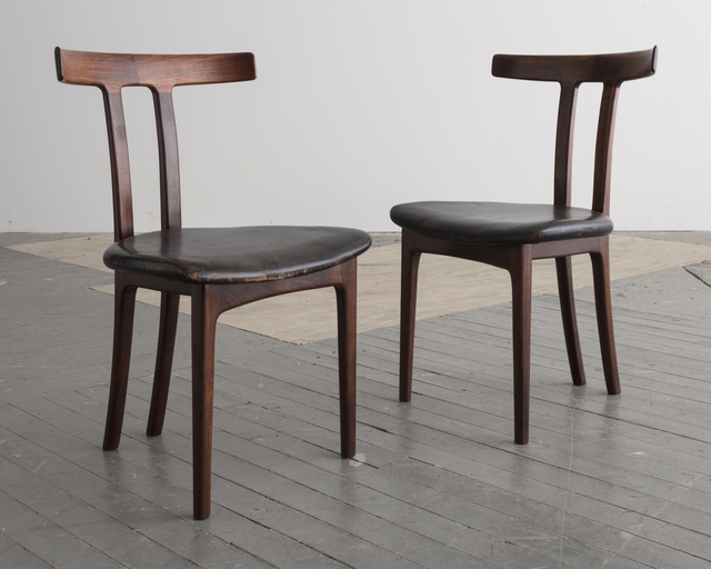 , 'Pair of T-Chairs,' 1957, R & Company