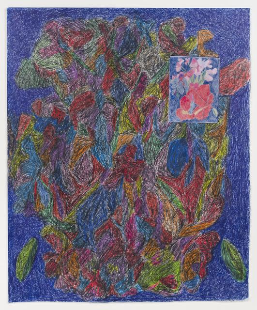 , 'New Small Flower 2,' 2018, Fleisher/Ollman