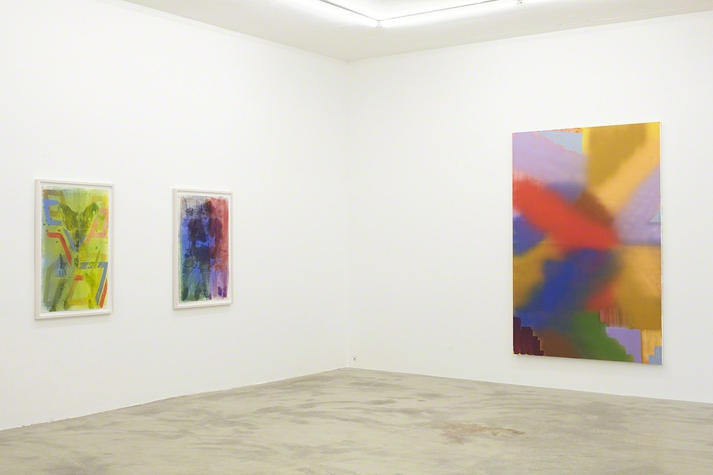 Exclamation Point, 2016, exhibition view at Klemm's, Berlin