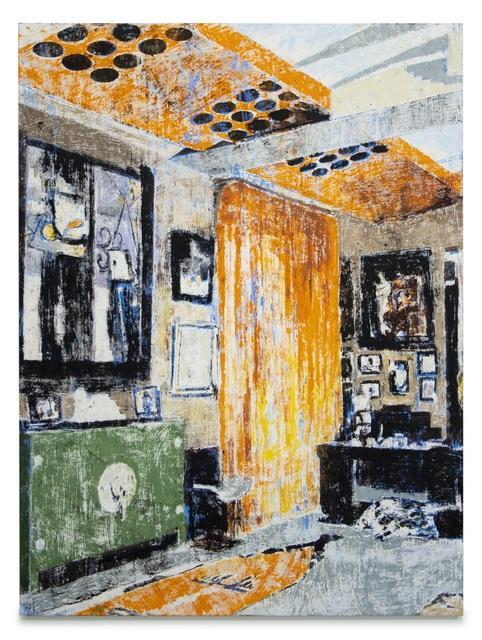 Enoc Perez, 'Home of Jacques Doucet 33 Rue Saint-James, Neuilly-sur-Seine', 2019, Ben Brown Fine Arts