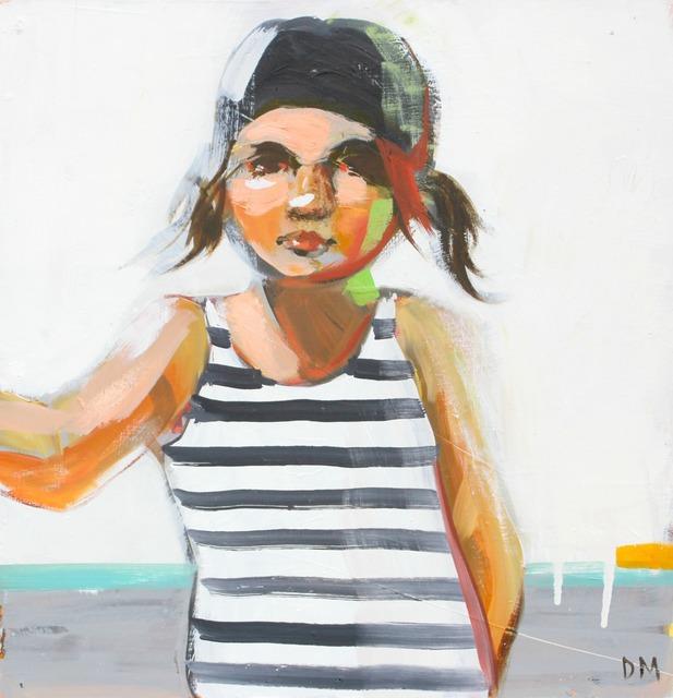 , 'Swim #14,' 2010-2018, Eisenhauer Gallery