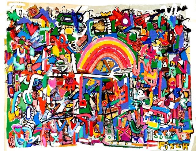 Jonas Fisch, 'The Whirling Rainbow Woman', 2016, Artspace Warehouse