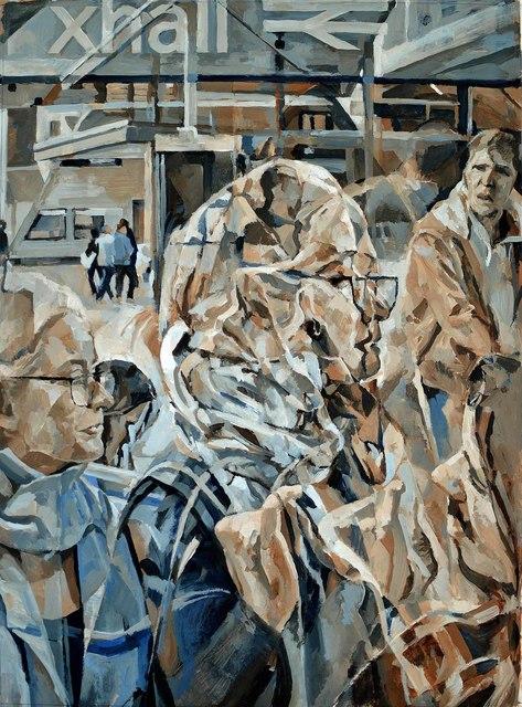 Clive Head, 'Study for Vauxhall Leda', 2019, Waterhouse & Dodd