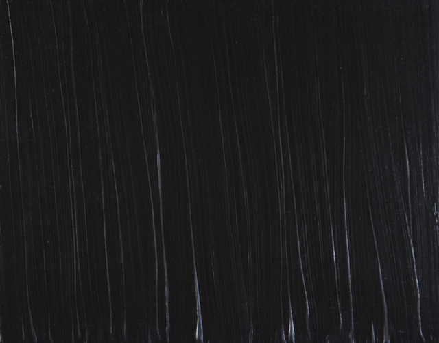 , 'Black Curtain,' 2016, Carter Burden Gallery
