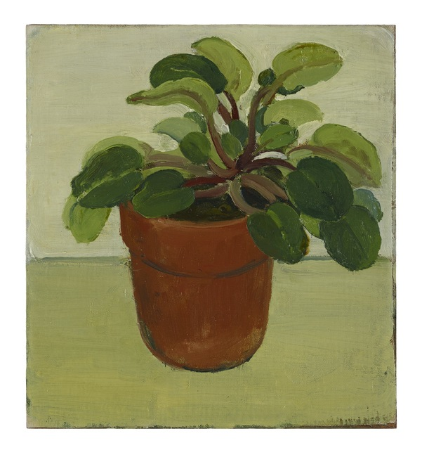 , 'Growing African Violets,' 1999, Matthew Marks Gallery