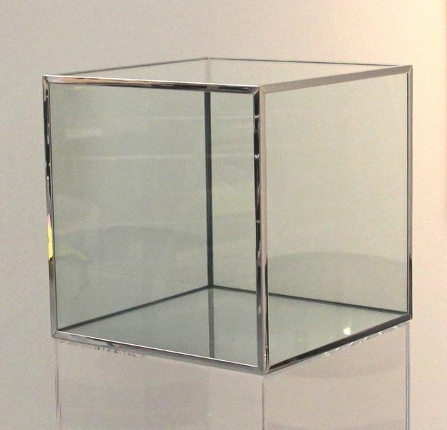 , 'Cube (Series II Number 3),' 1985-1986, Bernard Jacobson Gallery