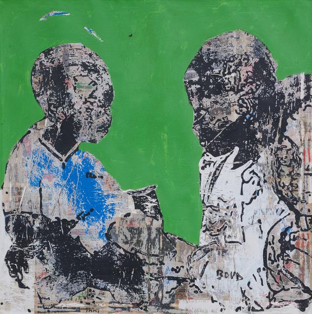 , 'Koumenli,' 2017, Jack Bell Gallery