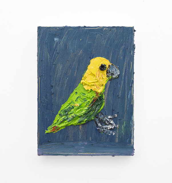 , 'The Green Parrot,' 2018, SMAC