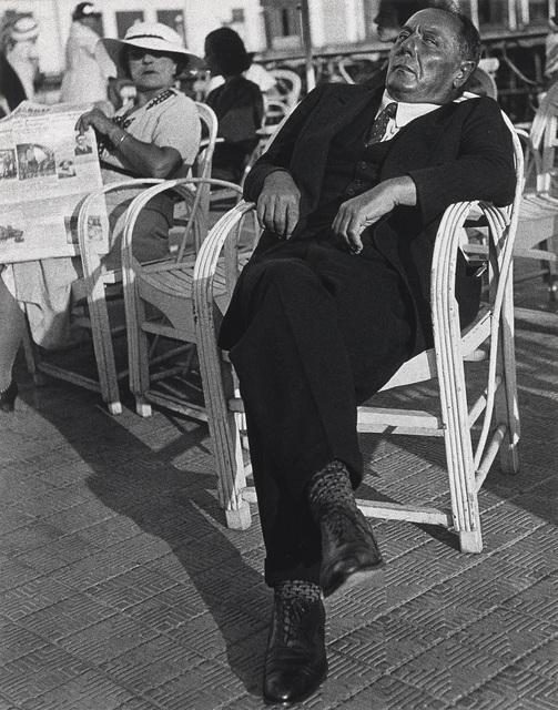 Lisette Model, 'Famous Gambler, Monte Carlo', 1937, Elizabeth Houston Gallery