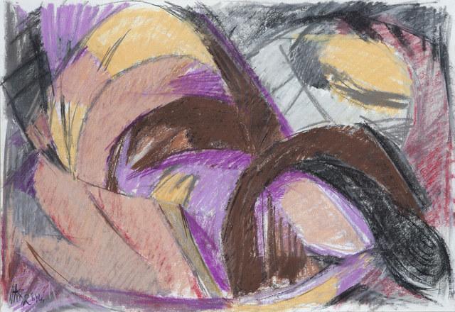 , 'Taiji (Purple and Grey) ,' 2014, Boers-Li Gallery