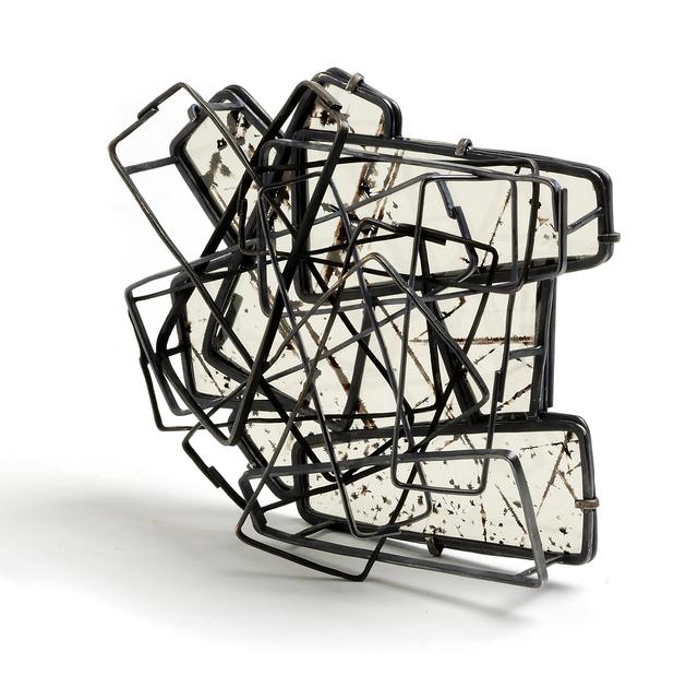, 'Looking Glass,' 2017, Galerie Noel Guyomarc'h