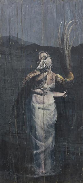 , 'Diana cazadora,' 2016, Barro Arte Contemporáneo