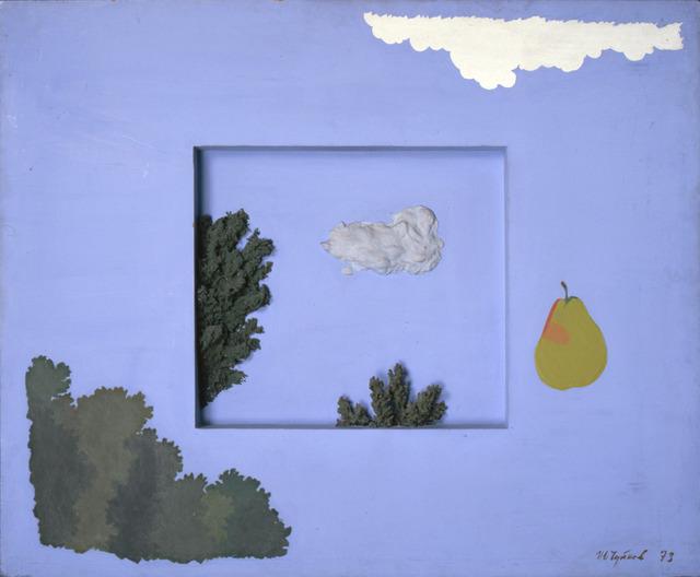 Ivan Chuikov, 'Oil , tempera, plaster on fiberboard', 1973, Kolodzei Art Foundation