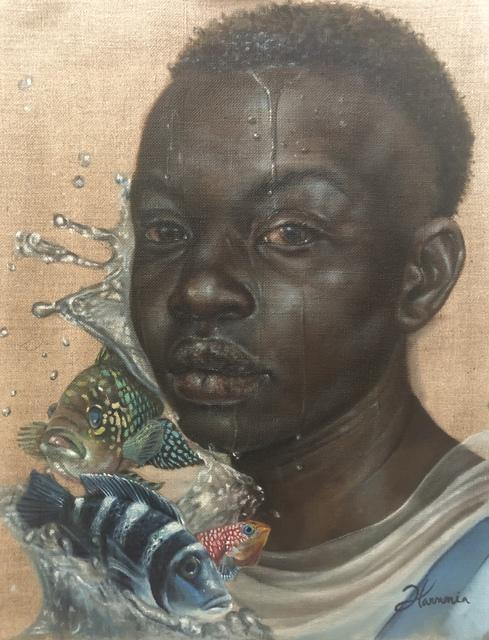 , 'Yemaya,' 2018, RJD Gallery